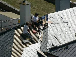 dallas-roofing-job